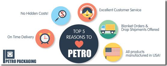 Top 5 reasonsSMdrop